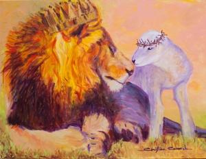Lamb Slain, Lion Reign